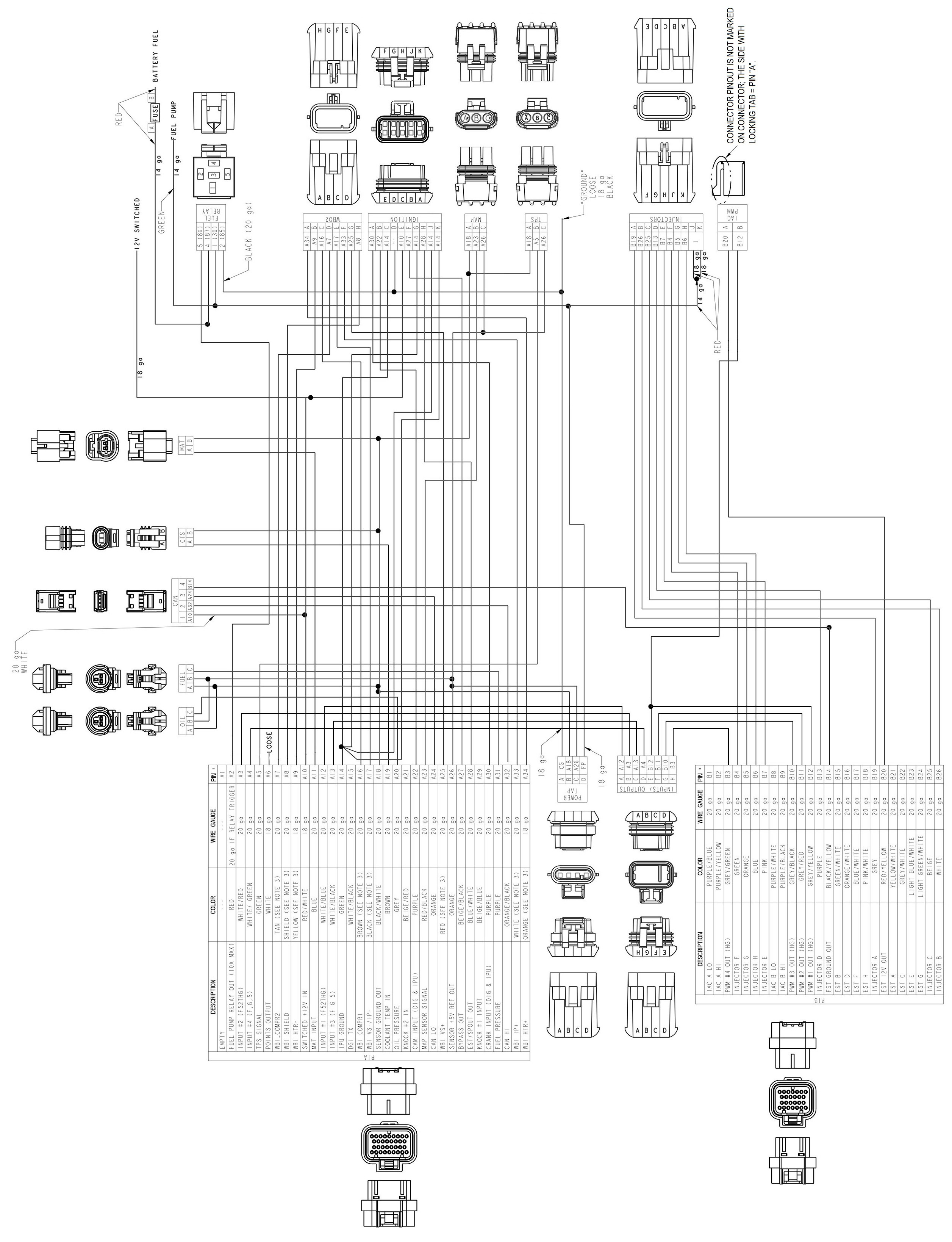 Holley Efi 550 937f Terminator X Foxbody 5 0 Mpfi Kit